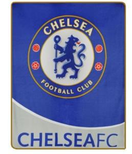 Fleecová deka Chelsea FC (typ BL)