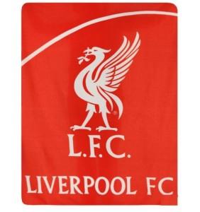 Fleecová deka Liverpool FC (typ BL)