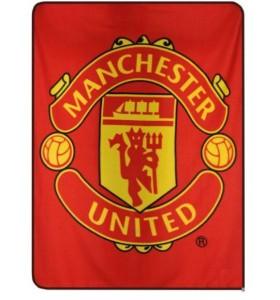 Fleecová deka Manchester United FC (typ BL)
