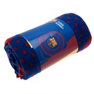 Fleecová deka Barcelona FC (typ BE)