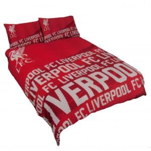 Povlečení Liverpool FC na dvojlůžko (typ IP)